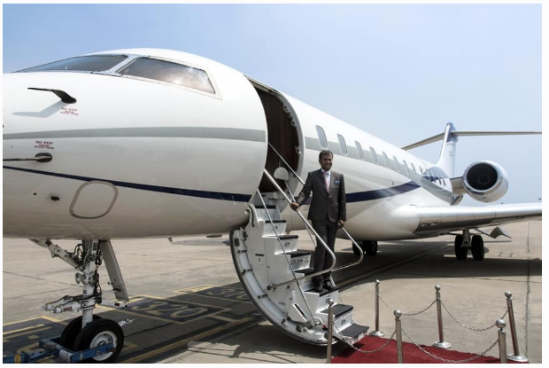India's Fast-Growing Aviation Market Spurs Boom In Private Charter Jet Startups