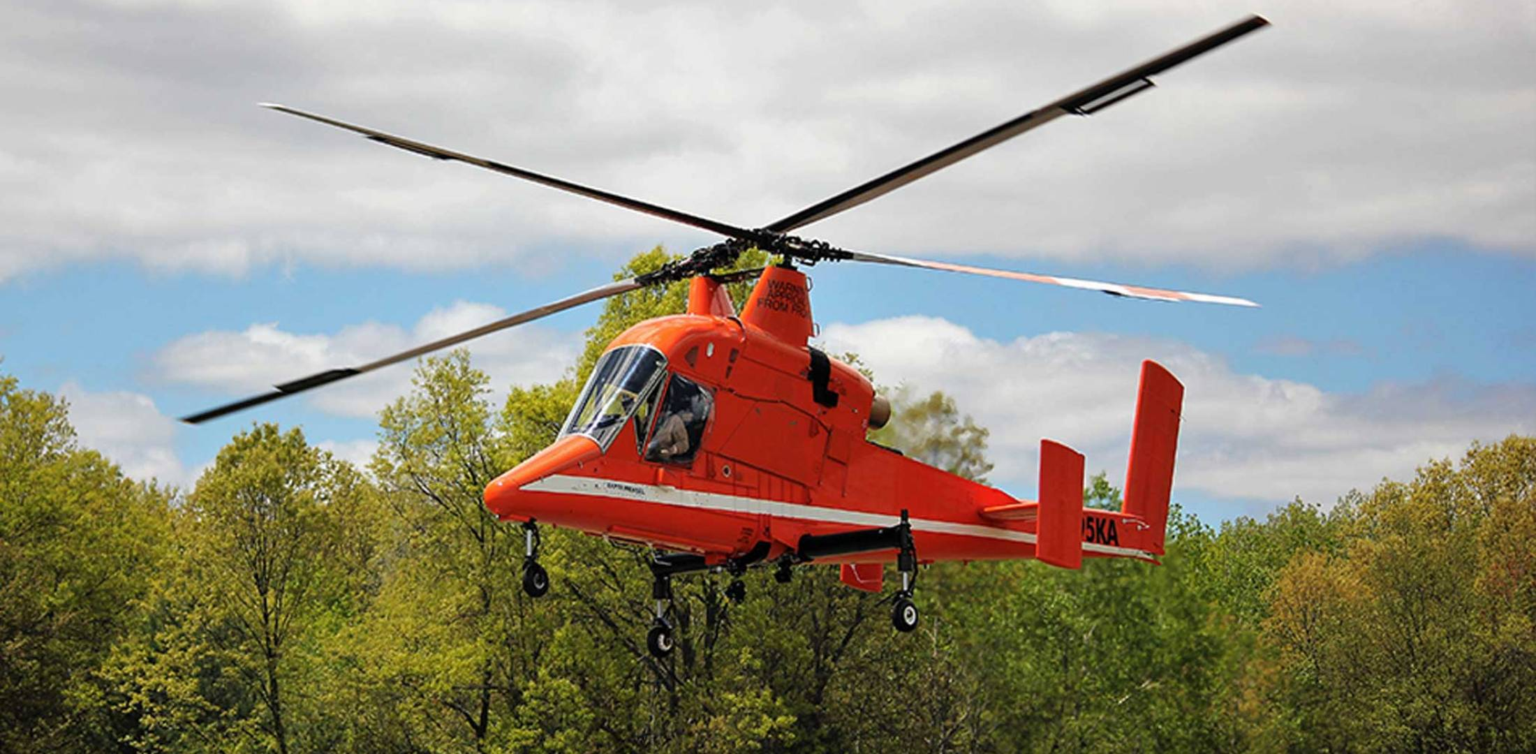 K Max Fire Fighting Cargo Lift Helicopters Sale India